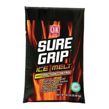 Milazzo Industries Inc. Sure Grip Ice Melt Bagged 50 Lbs.