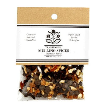 India Tree Mulling Spice, 1 oz (Pack of 4)