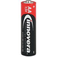 Alkaline Batteries, AA, 24 Batteries/Pack 11024