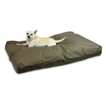Snoozer Hazelnut 100% Polyester Rectangular Dog Bed 77003