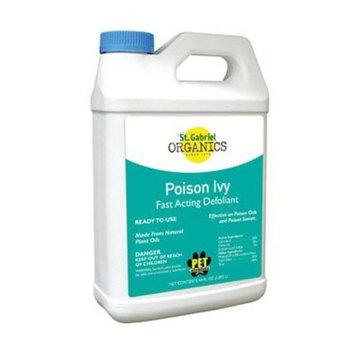 St Gabriels Organics Ready To Use Poison Ivy Defoliant, 64 oz