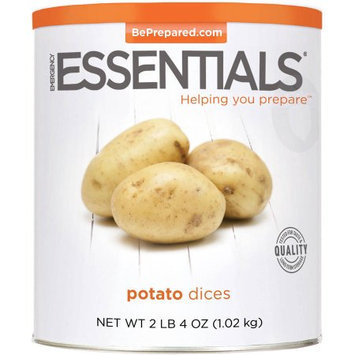 Emergency Essentials Potato Dices, 36 oz