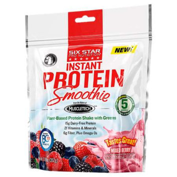 Six Star Elite Series Instant Protein Smoothie