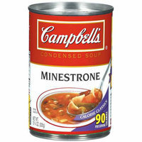 Campbells Minestrone Condensed Soup