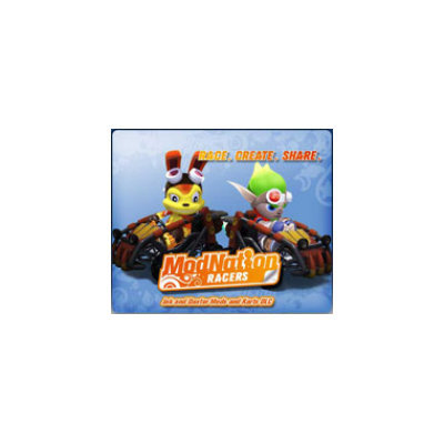 Sony Computer Entertainment ModNation Racers - Jak and Daxter Mods and Kart DLC