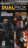 Sony Computer Entertainment PSP 2 Pack -  Killzone: Liberation and Syphon Filter: Logan's Shadow