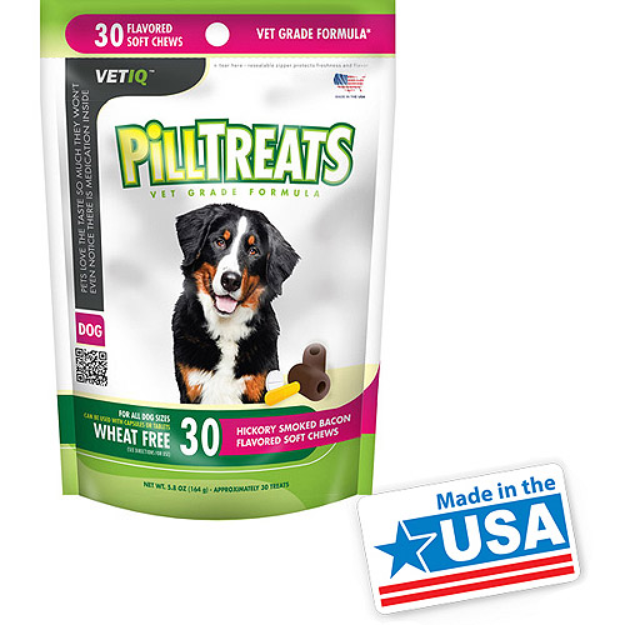 VetIQ Pill Treat for Dogs - 30 Count
