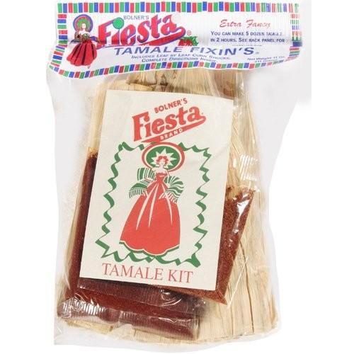 Bolner's Fiesta Brand Fiesta Brand Tamale Fixin's Tamale Kit, 11 oz bag
