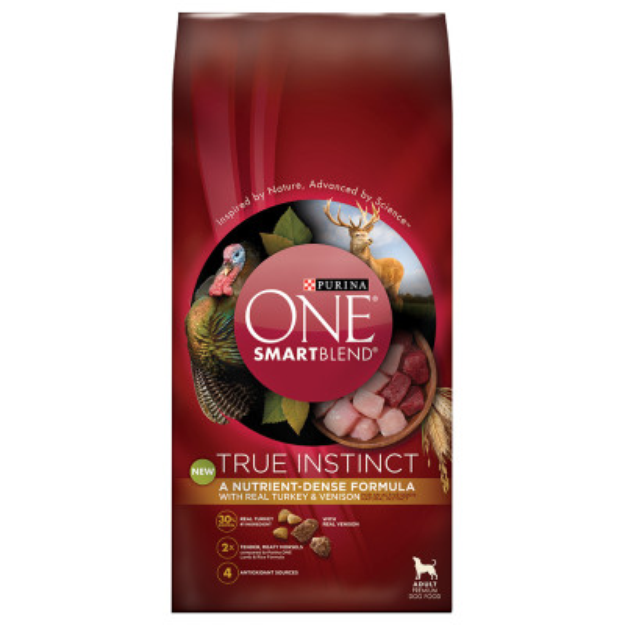 Purina One Purina ONEA SMARTBLENDA True Instinct Adult Dog Food