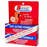 Sublingual Products B-Total Twin Pack 2 fl oz