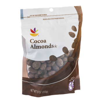 Ahold Cocoa Almonds