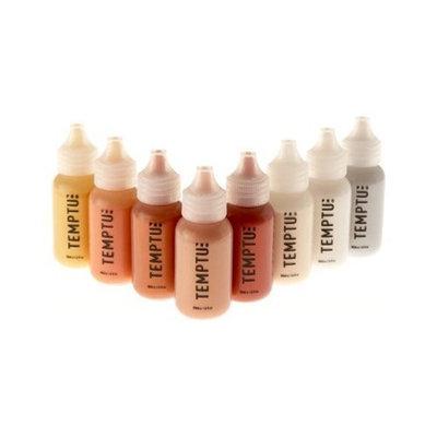 TEMPTU PRO 8 Pack S/B HI-DEF Starter Set in 1/4 Ounce Bottles (Complete set of all 8 S/B HI-DEF Colors)