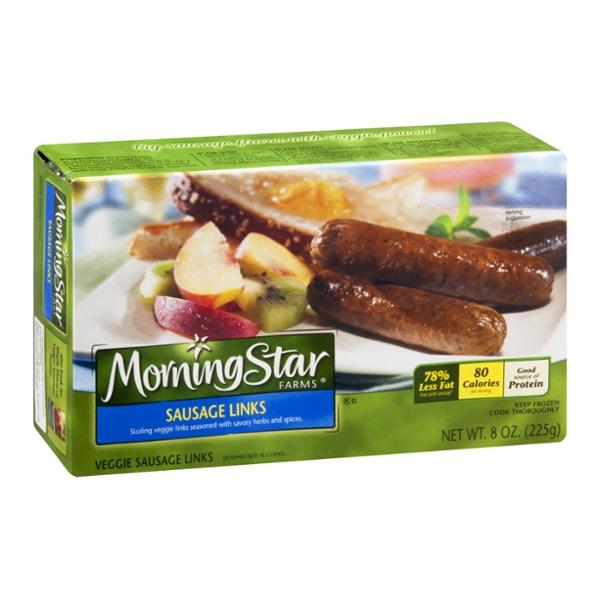 MorningStar Farms Veggie Sausage Links