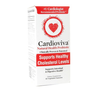 Cardioviva Natural Health Probiotic