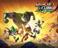 Sony Computer Entertainment Ratchet & Clank: All 4 One DLC