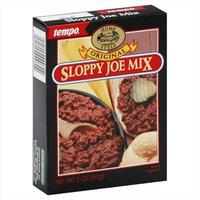 Tempo Original Sloppy Joe Mix, 2 oz, Pack of 12