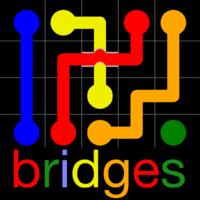 Big Duck Games LLC Flow Free: Bridges