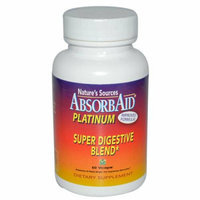 AbsorbAid Platinum 60 Vcaps