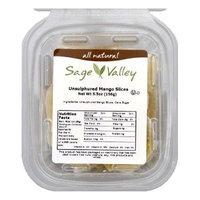 Sage Valley Fruit Mango Slc Losgr Unsulph -Pack of 6