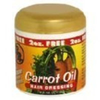 Bronner Brothers Carrot Oil Hair Strengthener, 6 Ounce
