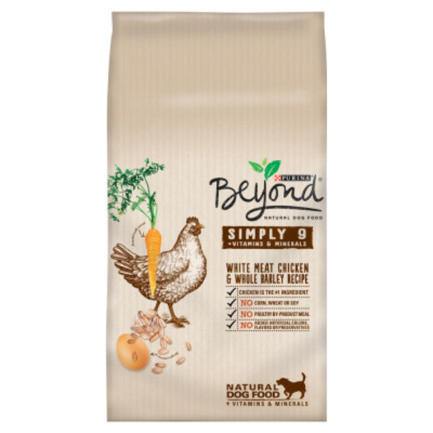 PurinaA Beyond Simply 9 Dog Food