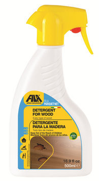 Fila Cleaning Products 16 oz. Parquet Net Spray Detergent for Wood 30885012AME