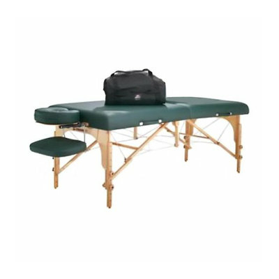 Stronglite Student Premier Portable Massage Table Package
