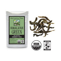 Octavia Green Tea Octavia Himalayan 100% Organic