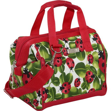 Sachi Insulated Lunch Bags Style 34 Lunch Bag - Ladybug