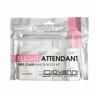 Giovanni Hair Products Giovanni Hair Care Products First Class Hair and Body Kit 4/2 oz