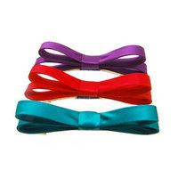 L. Erickson USA Small Couture Bow - Black