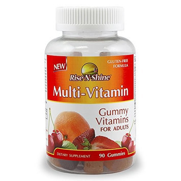 Rise-n-shine Adult MultiVitamin Gummie