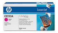 Hewlett Packard HP Original Laserjet CE253A Toner Cartridge Magenta