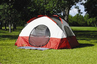 Texsport Clear Creek Vestibule 4 Person Tent