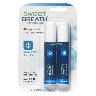 Sweet Breath Twin Sprays
