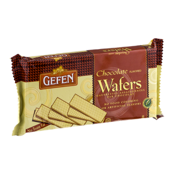 Gefen Wafers Chocolate