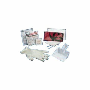 North Safety Bloodborne Pathogens Spill Clean-Up Kits - vital 1 econo kit