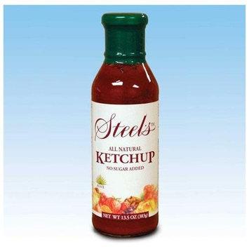 Steel's Gourmet Agave Ketchup