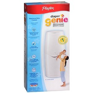 Playtex Diaper Genie Essentials Diaper Disposal System