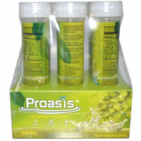Protica Nutritional Research Proasis Clear Protein Shots Niagara Grape Case of 6 2.9 oz