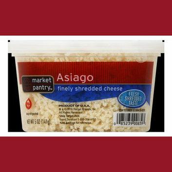 Market Pantry Finely Shredded Asiago Cheese - 5 oz.