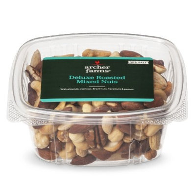 Archer Farms Salted Roasted Deluxe Mixed Nuts - 10 oz.