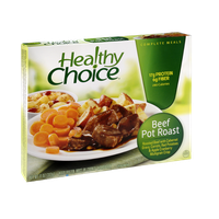 Healthy Choice Complete Meals Beef Pot Roast