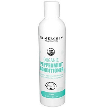 Dr Mercola Organic Mint Conditioner for Pets - 237ml