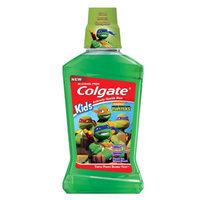 Colgate Kids Mouthwash, Turtle Power Bubble Fruit, 16.9 fl oz