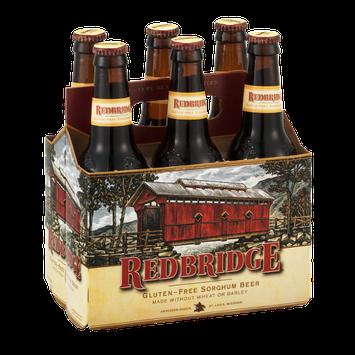 Redbridge Gluten-Free Sorghum Beer - 6 PK