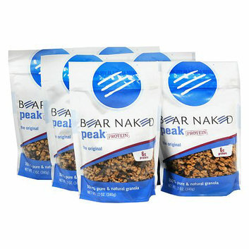 Bear Naked Peak Protein Granola 6 Pack