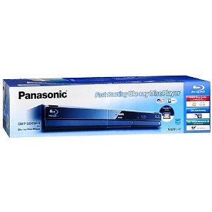 Panasonic Black Blu-ray Disc Player
