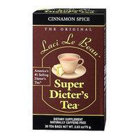 Laci Le Beau Super Dieter's Tea Bags Cinnamon Spice