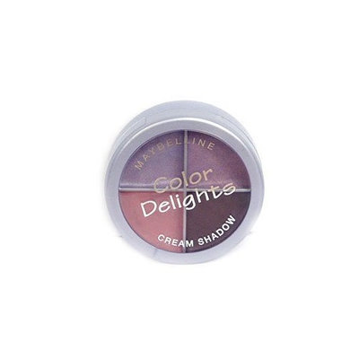 Maybelline Color Delights Cream Shadow